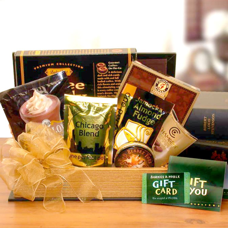Book Lover's Coffee and Gourmet Snacks