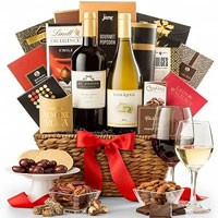 California Wine Baskets
