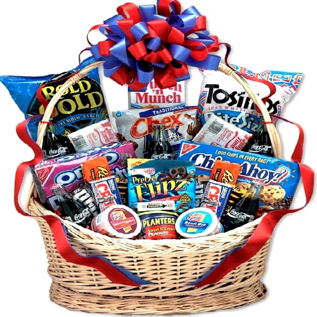 Deluxe coca cola gift basket negle Image collections