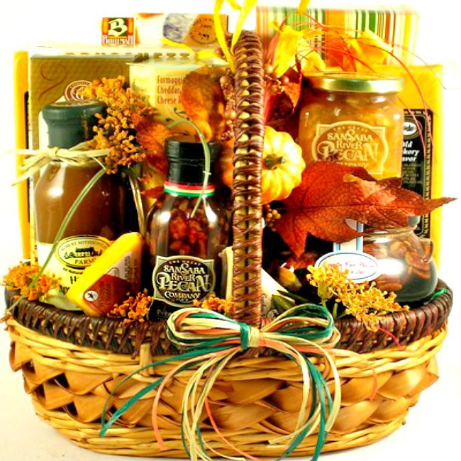 The Country Sampler Gourmet Basket