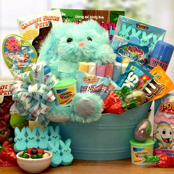 Easter Basket Bunny Patch Pete