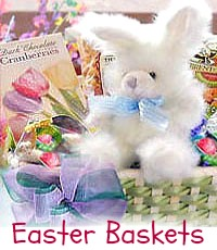Easter Baskets Delivered