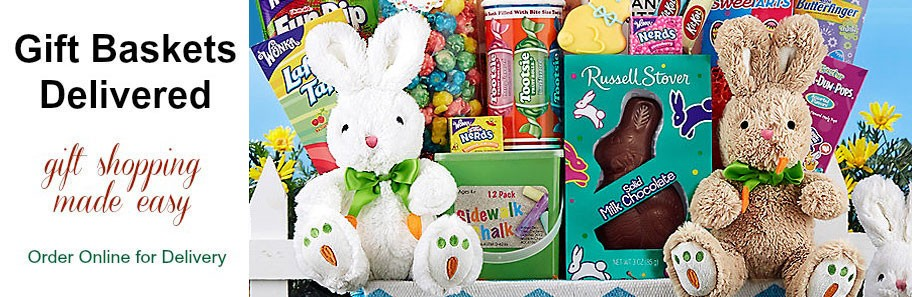 Easter gift baskets easter gifts easter basket delivery page 2 easter baskets delivered send easter gift basket negle Choice Image