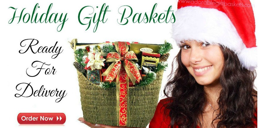 Christmas Gift Basket Delivery