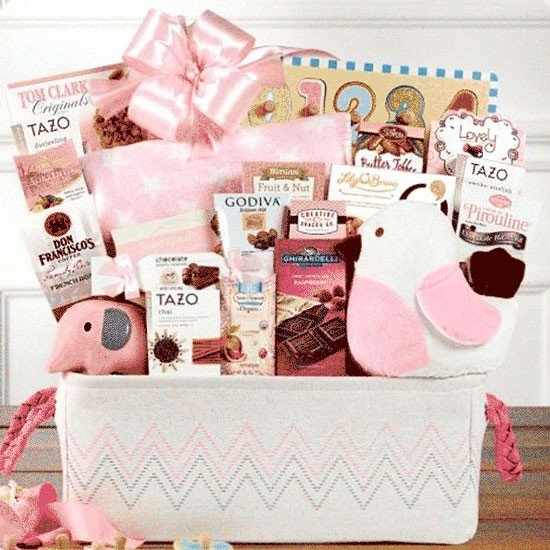 New Mother Gift Baskets, New Mom Gift Basket Ideas