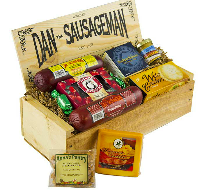 1cf5e1829b5f Savory Gourmet Meat and Cheese Gift Assortment