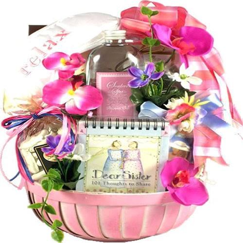 Wedding Gift Basket For Sister : Dear Sis, Gift Basket for Sisters
