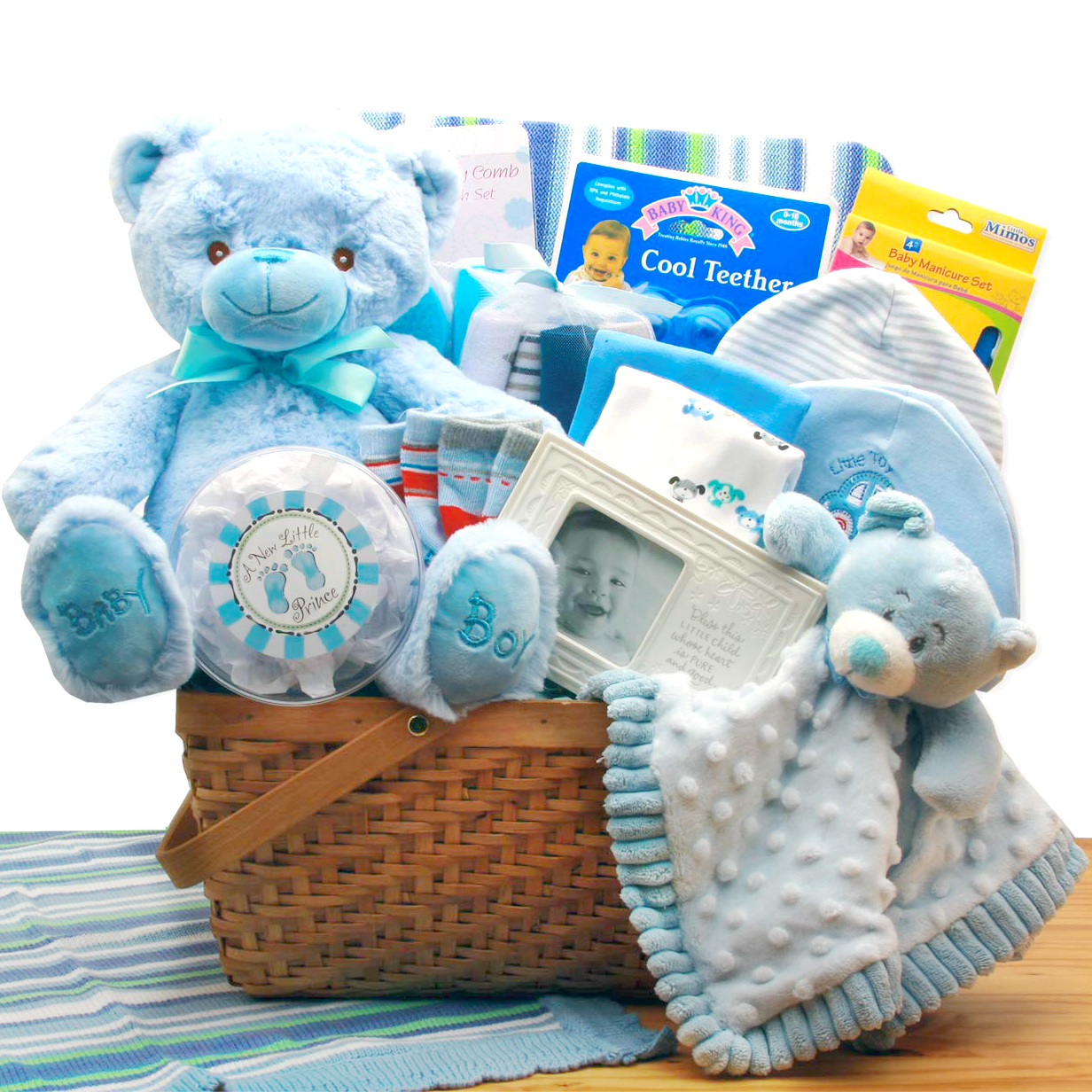 first-teddy-bear-for-baby. Loading zoom