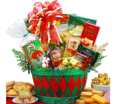 on sale gift baskets