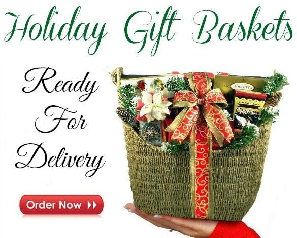Impressive Holiday Gift Baskets