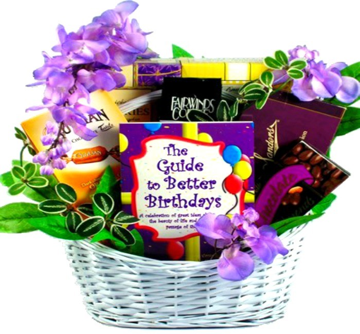 Birthday Gift Basket Loading Zoom