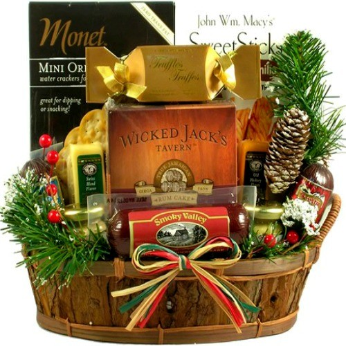 Gift baskets for men gift ideas for men all about him gift basket for men negle Choice Image