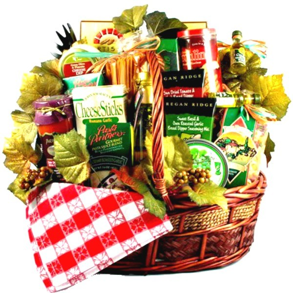 Italian style family christmas basket negle Image collections