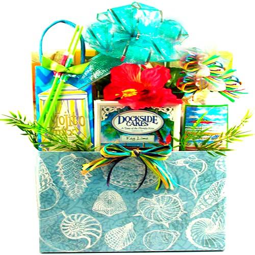 Florida Gift Basket Taste Of The Sunshine State