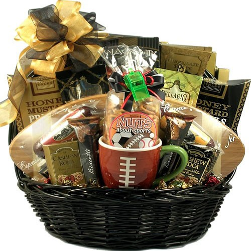 valentine's gifts for him same day delivery - It s Football Season Gift Basket