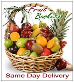 fruit baskets delivered