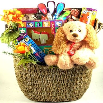 Halloween Gift Basket Ideas