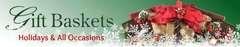 Holiday Gift Baskets and Christmas Basket Ideas