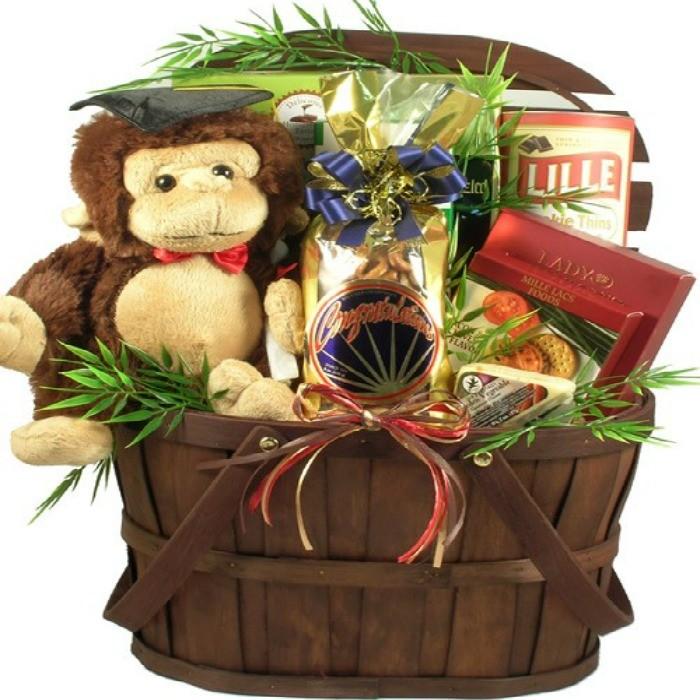 go ape graduation gift basket