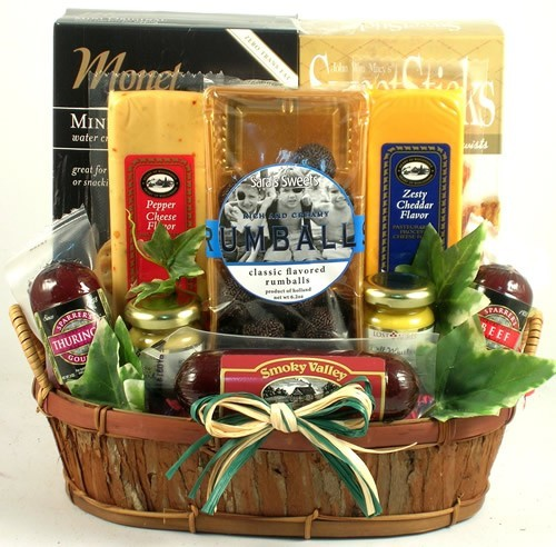 Happy Birthday Gift Baskets For Him : It s a guy thing gift basket for men
