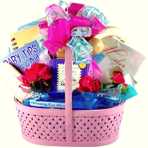 pregnancy-gift-ideas. Loading zoom  sc 1 st  Adorable Gift Baskets & TLC Mommy to Be Gift Basket