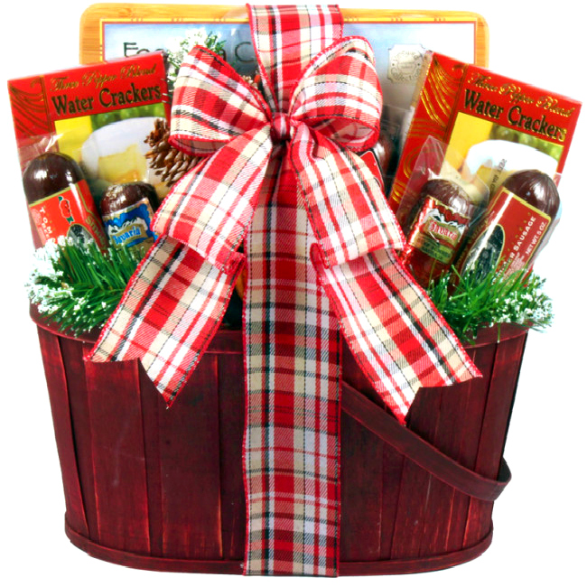 dc24bfd552e2 Perfect Gourmet Gift Basket For Meat Lovers