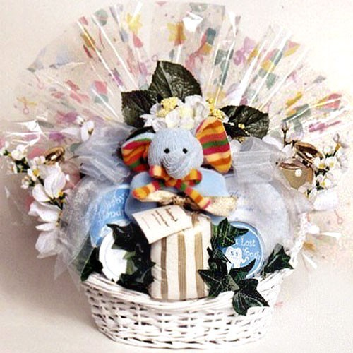 Baby Gift Baskets Newcastle : Mommy and me new baby gift basket