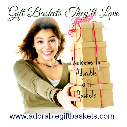 Send Adorable Gift Baskets Online