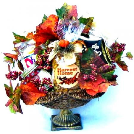 Harvest Home Fall Gift Basket
