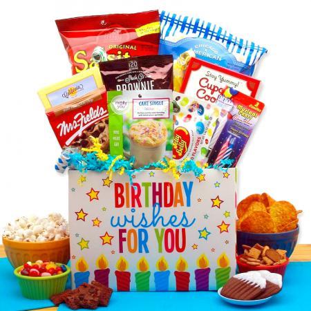 BIRTHDAY WISHES GIFT BOX