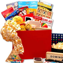 Tons Of Smiles, Get Well Gift Box