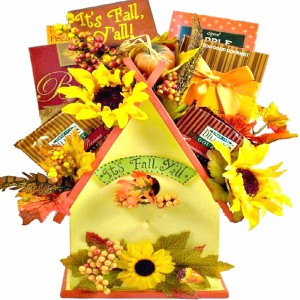 Adorable Fall Gift Basket