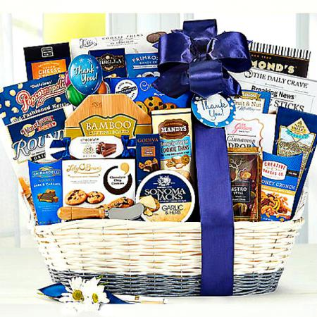 Appreciation Gift Basket