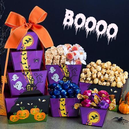 Trick or Treat Halloween Treats