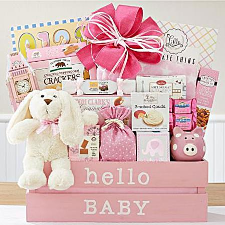 new baby girl gift delivery