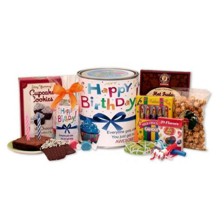 Large Birthday Gift Pail
