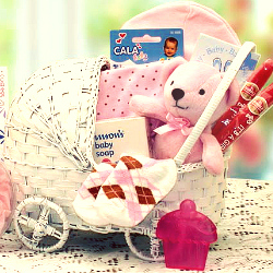 gift basket for baby girl