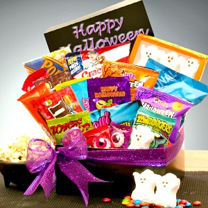 Halloween Candy Crush Gift Box