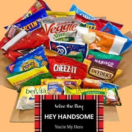 care pack gift box for men