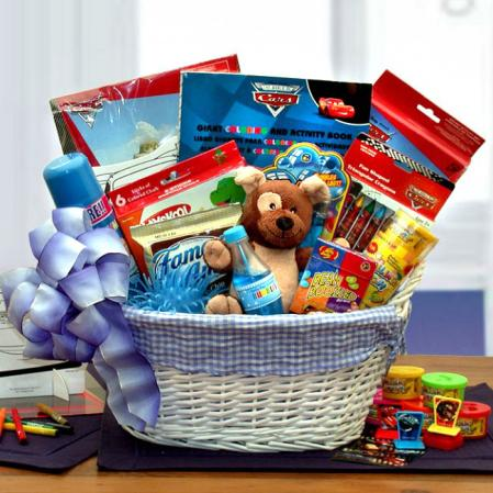 Little Boy Disney Gift Basket