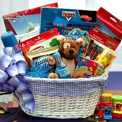 Little Boys Gift Basket