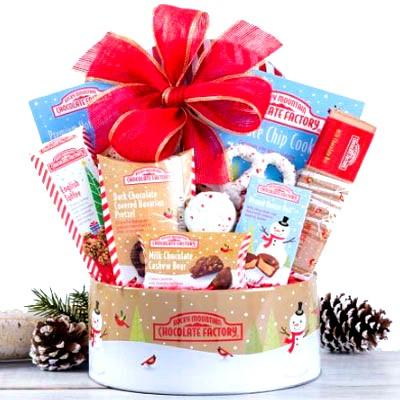 Chocolate Factory Gifts