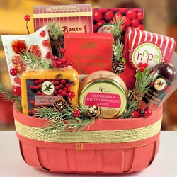Christmas Hope Gift Basket