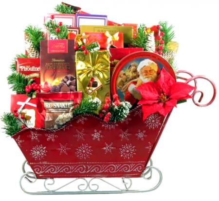 Christmas Basket to Remember