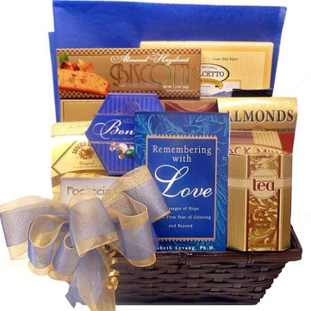 Condolences Gift Basket