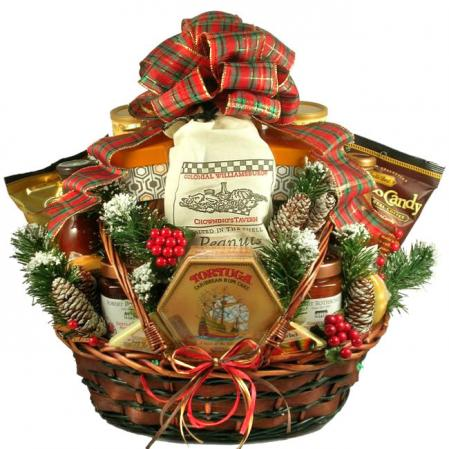 Send Country Christmas Basket