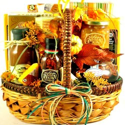 Deluxe Country Gourmet Basket