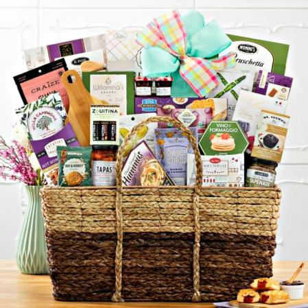 wine country picnic basket
