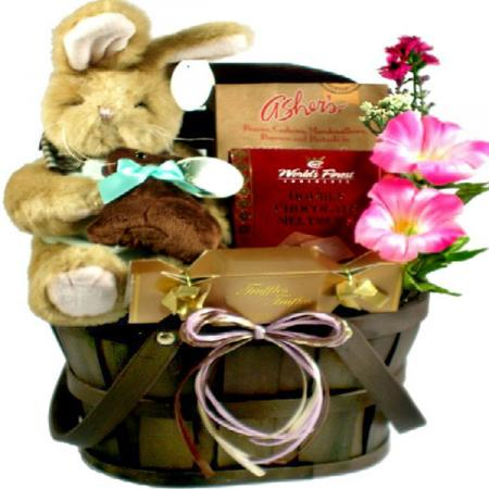 Buddy Boy Easter Bunny Basket