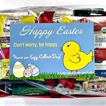 Easter Breakfast gift basket delivery